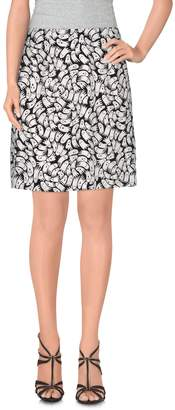 Peter Jensen Knee length skirts