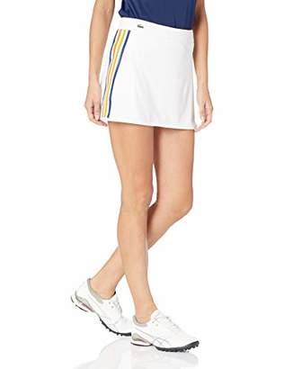 Lacoste Women's Sport Tech Skirt W/Stripe