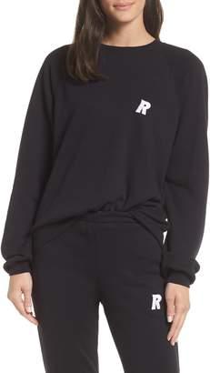 Rag Doll Ragdoll Oversize Sweatshirt