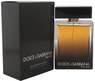 Dolce & Gabbana The One 3.3Oz Men's Eau De Parfum Spray