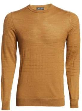 Saks Fifth Avenue MODERN Ombre Stitch Sweater