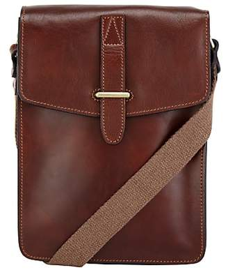 John Lewis   Partners Made in Italy Leather Reporter Bag 09cc7e67634d7