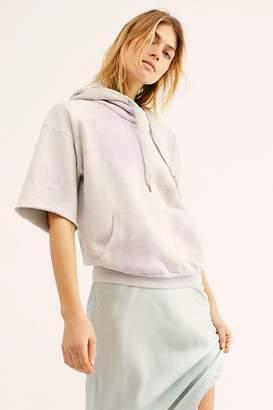 NSF Imani Short Sleeve Hoodie