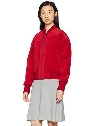 BOSS Women's Onderful Jacket, (Light/Pastel Pink 684), 8 (Size: 34)