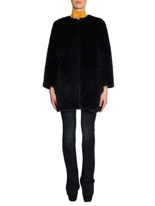 MICHAEL Michael Kors Eco Fur Coat