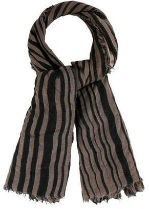 Bajra Wool Striped Scarf