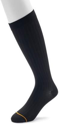 Gold Toe Goldtoe Men's GOLDTOE Over-The-Calf Mild Compression Socks