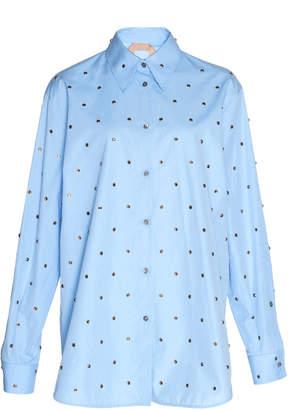 N°21 N 21 Clelia Poplin Shirt