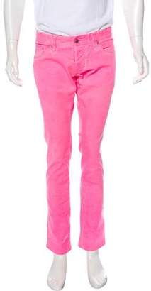 DSQUARED2 Neon Slim Fit Jeans