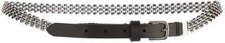 Sandro Chain Waist Belt