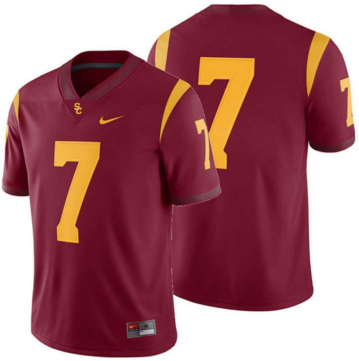 Nike Men's Usc Trojans Football Replica Game Jersey