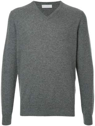 Gieves & Hawkes classic V-neck pullover
