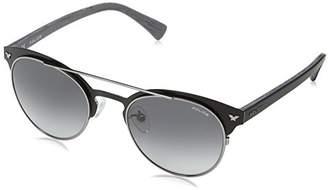Police S8950M 510K56 Round Sunglasses