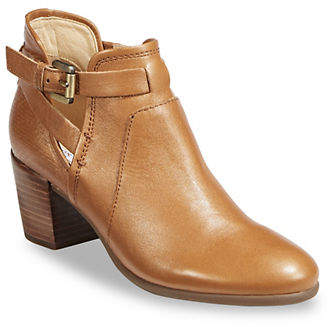 Geox Lucinda Respira Leather Booties