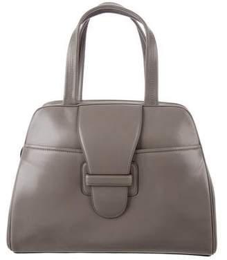 Giorgio Armani Leather Handle Bag