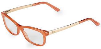 Gucci 52Mm Rectangle Optical Frames