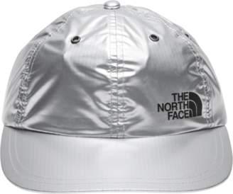 Supreme TNF Metallic 6 - Panel Cap - 'SS 18' - Silver