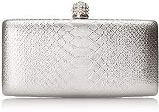 La Regale Clasp Detail Evening Bag
