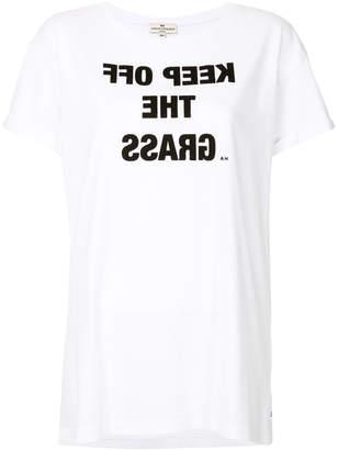 Anya Hindmarch Keep Off The Grass T-shirt