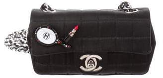 Chanel Satin Lipstick Micro Mini Bag