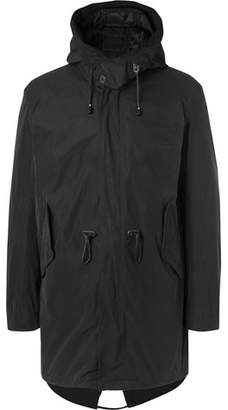 Privee SALLE Gunnar Shell Hooded Down Parka