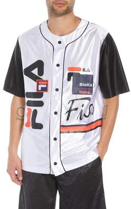 Fila USA Brantley Baseball Shirt