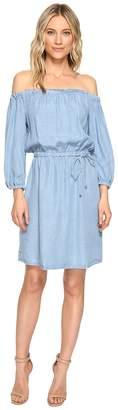 Splendid Off Shoulder Dress Women's Dress