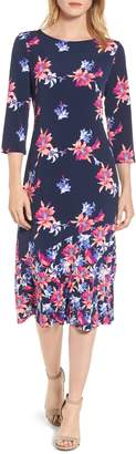 Tommy Bahama Costa Cactus Midi Dress