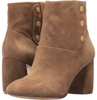 Nine West Cavanagh Bootie(Women's) -Black Leather Popular Sale Online Buy Cheap Very Cheap BQ7da6Q4p