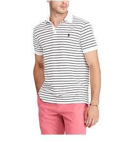 Polo Ralph Lauren Mens Custom Slim Fit Cotton Polo