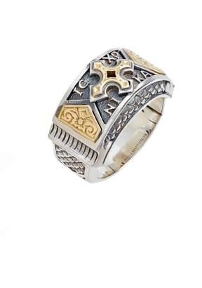 Konstantino Heonos Band Ring