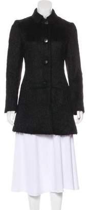 Aquascutum London Textured Short Coat