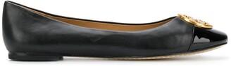 Tory Burch Chelsea ballet shoes