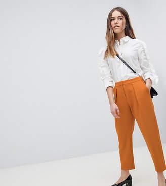 Asos Design DESIGN Petite tailored tapered peg pant