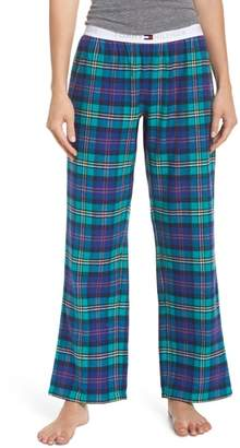 Tommy Hilfiger Plaid Pajama Pants