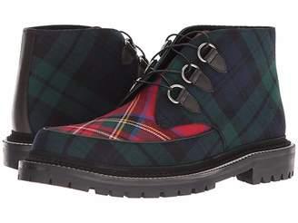 Burberry Melton Tartan Boot