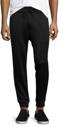 Rag & Bone Jake Track Pants, Black $295 thestylecure.com