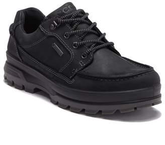Ecco Rugged Track GTX Leather Moc Toe Sneaker