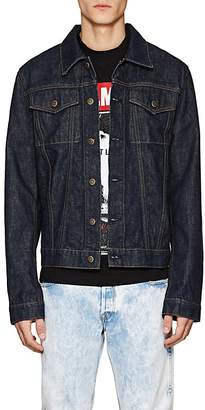 Helmut Lang RE-EDITION Men's Striped Denim Jacket