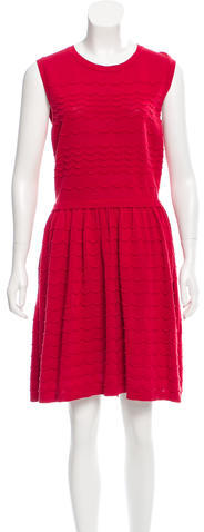 RED ValentinoRed Valentino Knee-Length Knit Dress