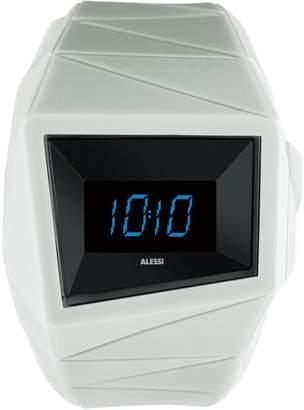 Alessi Men's AL22004 Daytimer Polyurethane White Designed by Federico Grazzini William Alsop Watch