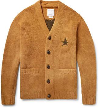 Visvim Selmer Intarsia Wool Cardigan