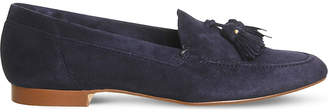 Office Retro tasselled suede loafers