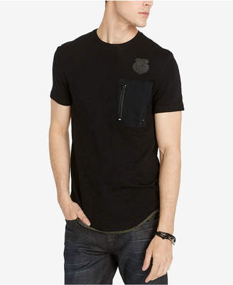 Buffalo David Bitton Men's Kodle Zip-Pocket T-Shirt