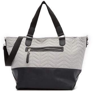 Madden-Girl Cori Quilted Weekend Bag
