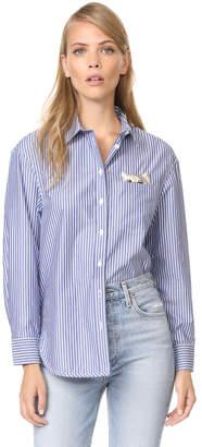 Paul & Joe Sister Galipette Button Down Shirt