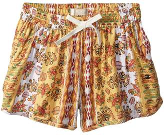 Roxy Kids Heart On Fire Shorts Girl's Shorts
