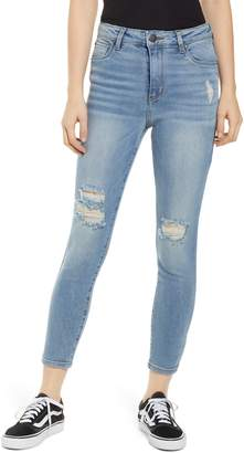 STS Blue Brie High Waist Ripped Skinny Jeans