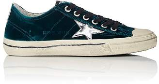Golden Goose Women's V-Star 2 Velvet Sneakers