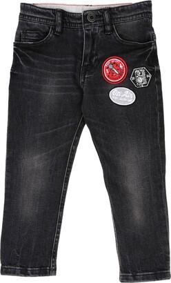 Little Marc Jacobs Denim pants - Item 42633884HT